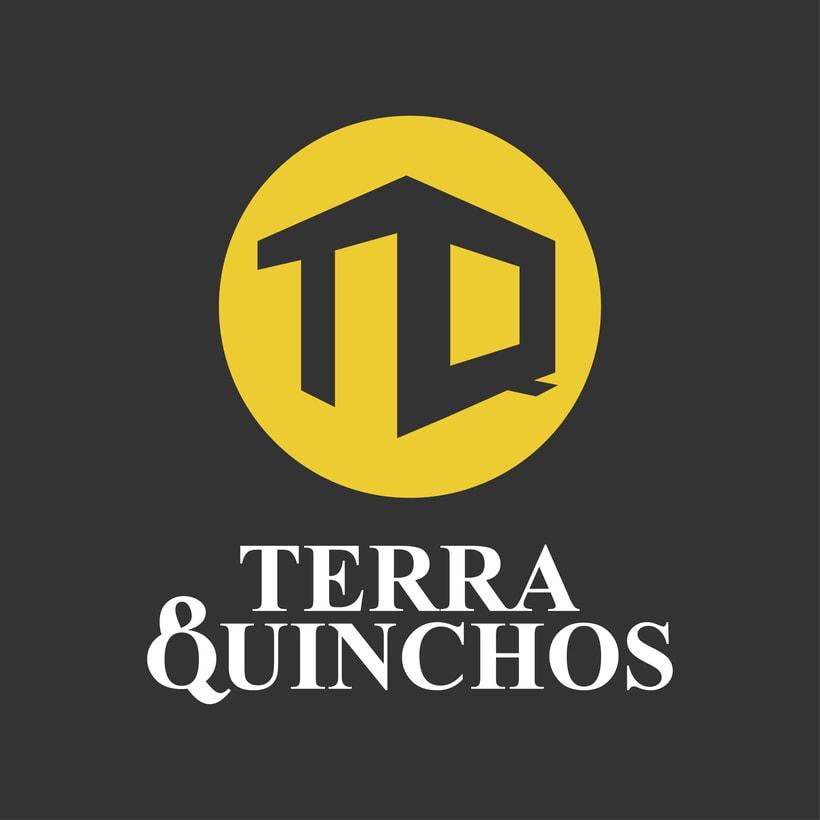 """Marca para constructores """"Terra y Quinchos"""" -1"""