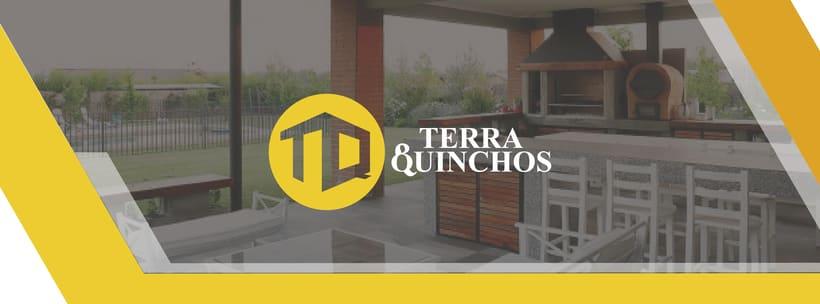 """Marca para constructores """"Terra y Quinchos"""" 5"""