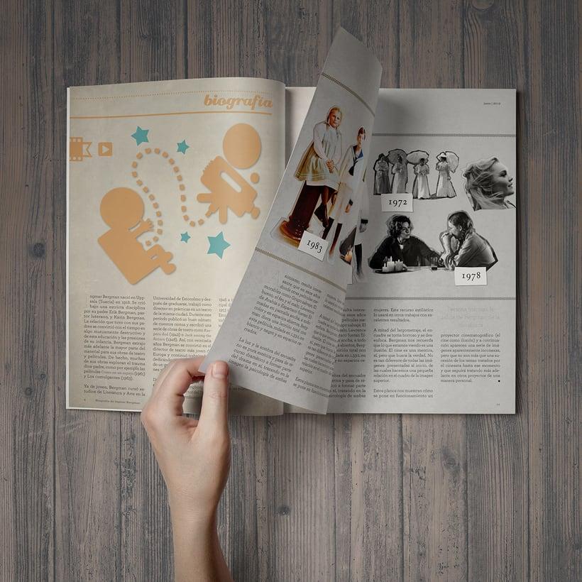 Bergman magazine 1