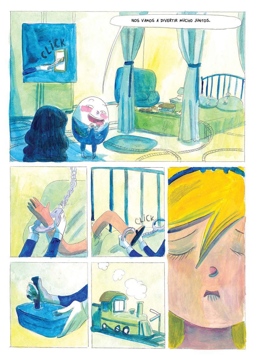Humpty Dumpty (guión de Johanna Garabello) 3