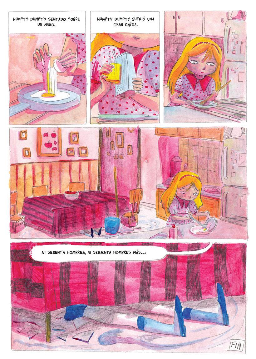 Humpty Dumpty (guión de Johanna Garabello) 4