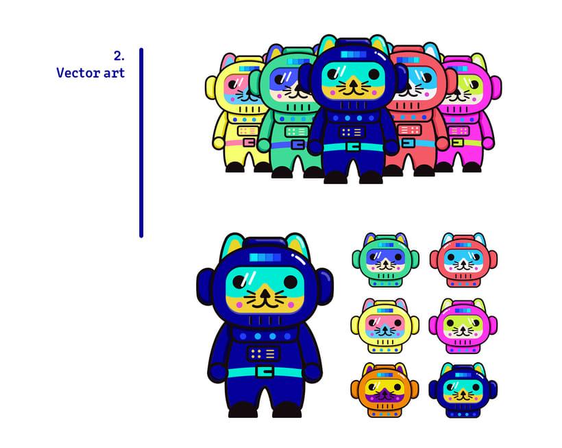 Astrokit: Crea un Art Toy 1