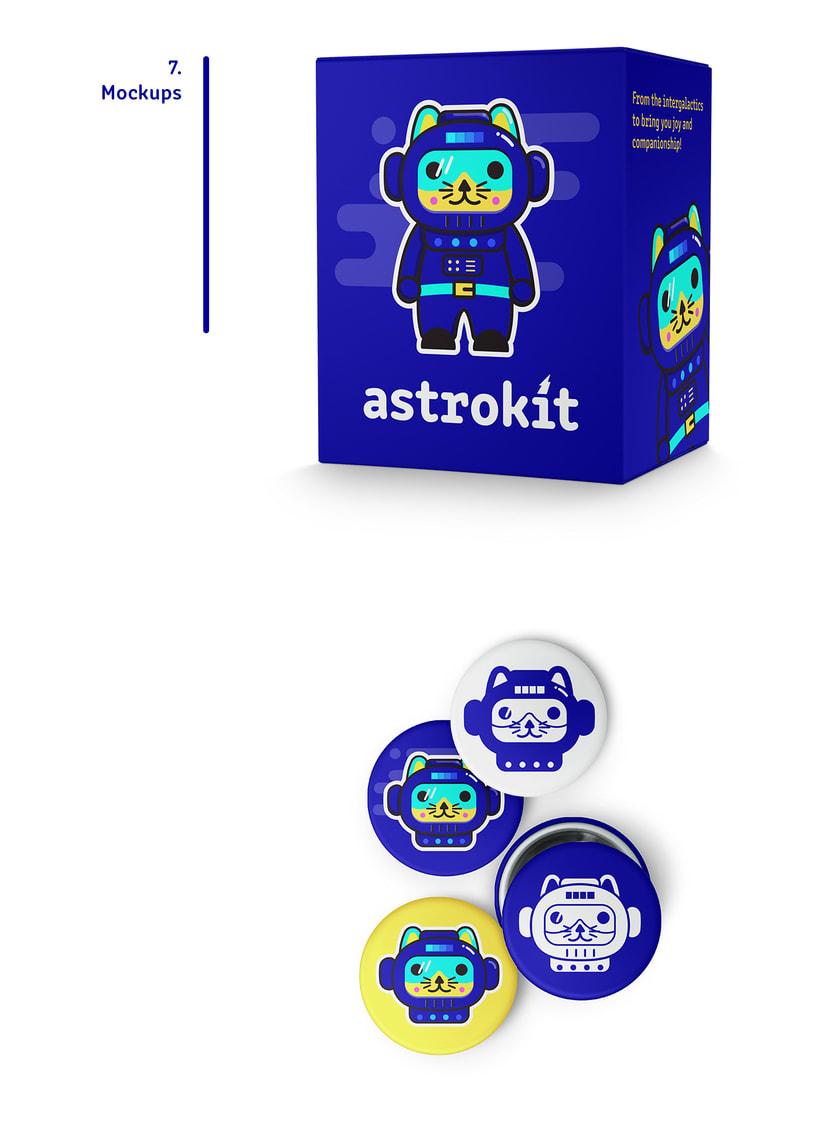 Astrokit: Crea un Art Toy 5