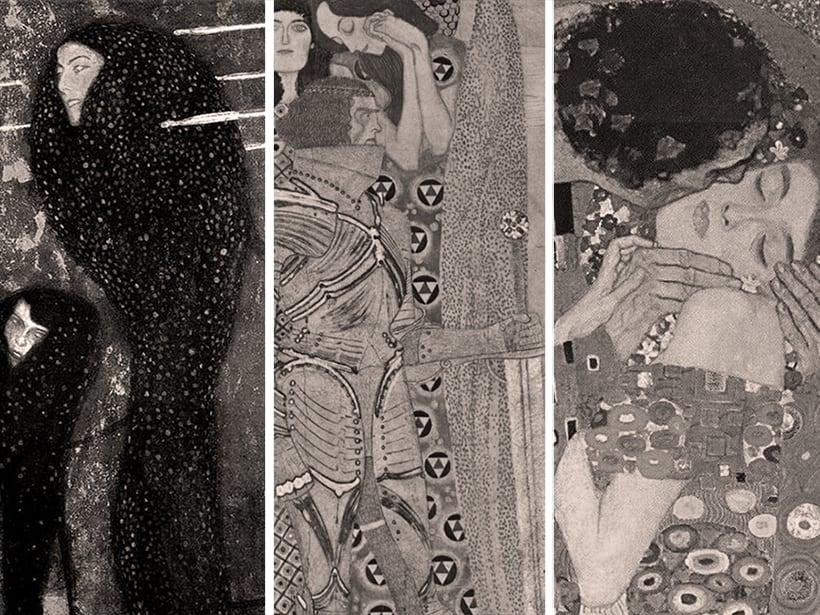 En Respuesta A Gustav Klimt 1