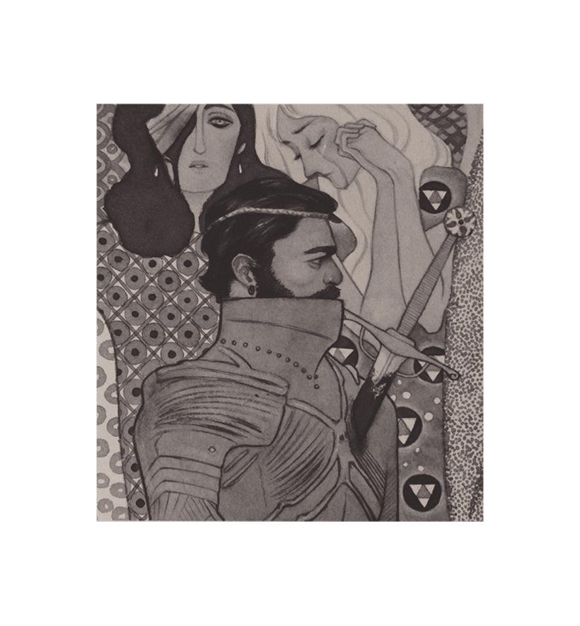 En Respuesta A Gustav Klimt 5