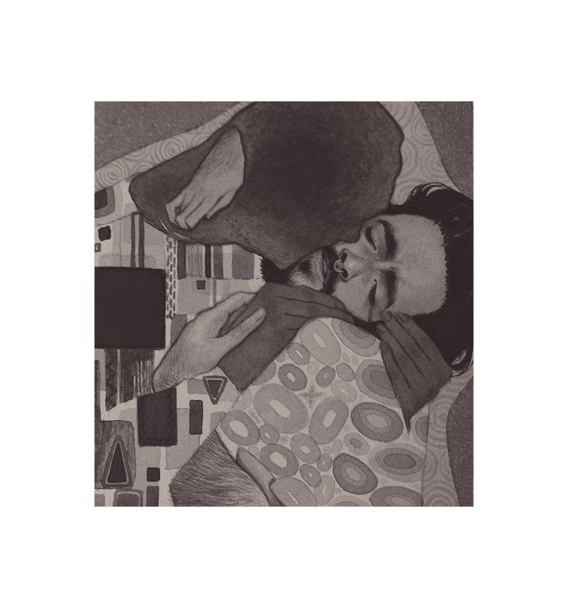 En Respuesta A Gustav Klimt 7