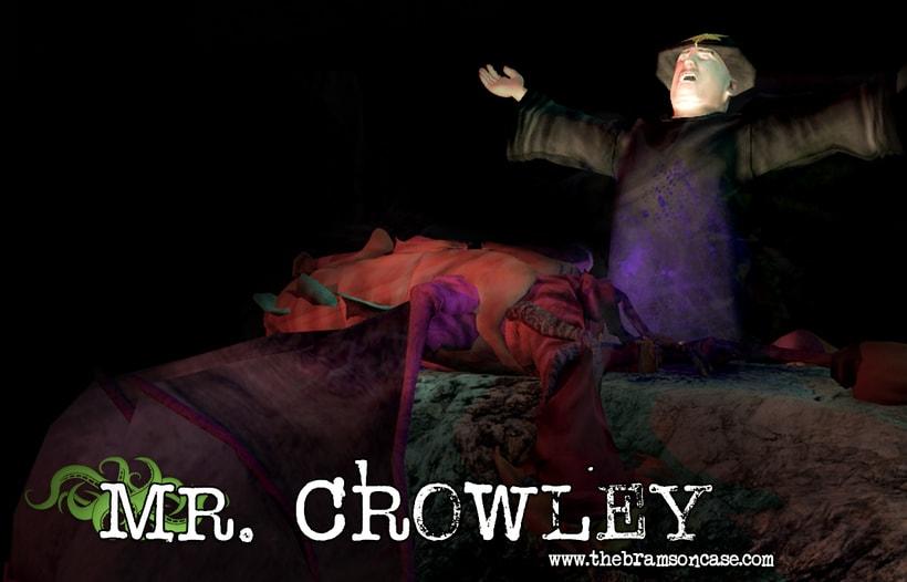 Mr. Crowley. - The Bramson Case.  -1