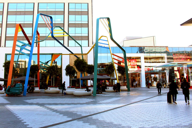 "A new look for ""Les Glories"" commercial mall in Barcelona 10"