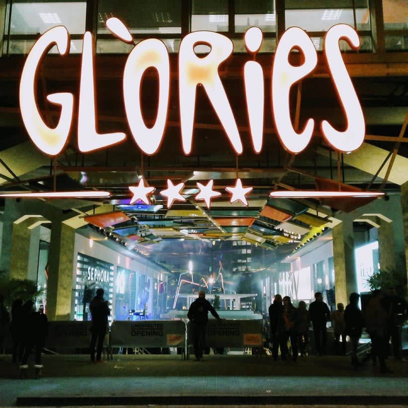 "A new look for ""Les Glories"" commercial mall in Barcelona 20"