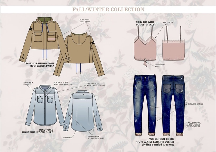 """CAPSULE COLLECTION"" FALL WINTER 3"