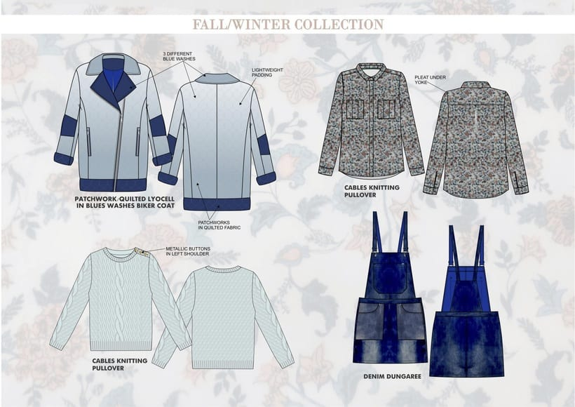 """CAPSULE COLLECTION"" FALL WINTER 4"