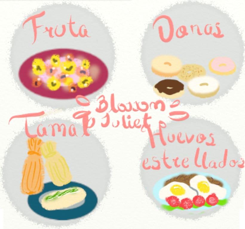 Ilustrando el Desayuno! 0