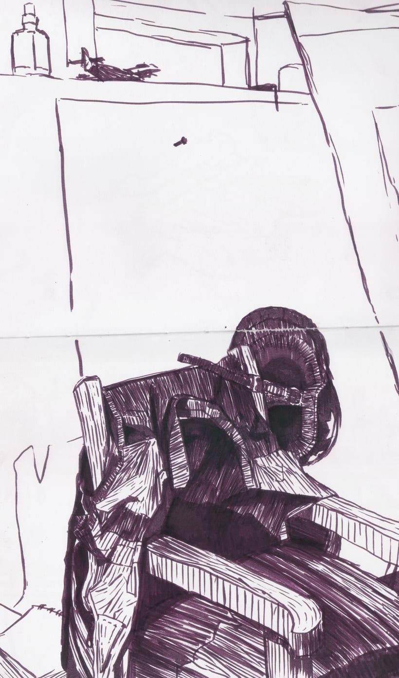Bocetos de Agenda 5