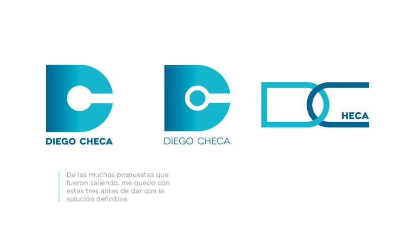 Branding · Diego Checa 2