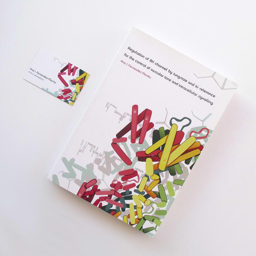 Book design - Regulation of BK channel by tungstate... 5