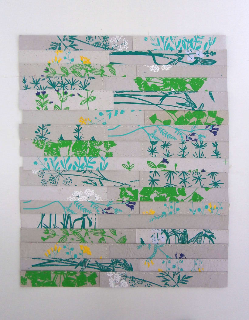 Proyecto diseño textil con papel 1