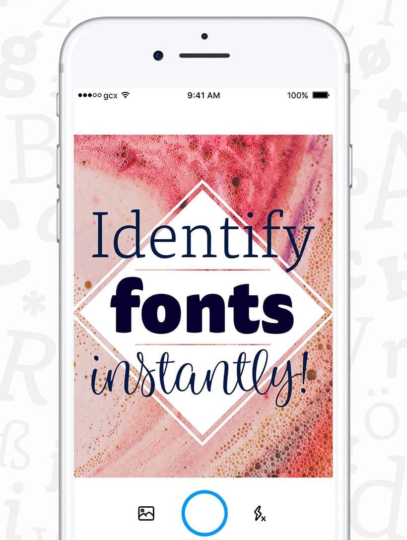 WhatTheFont: el 'Shazam' de las tipografías 1