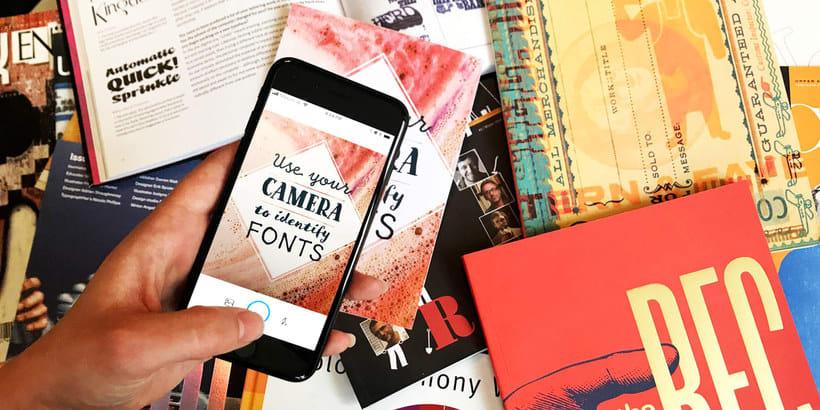 WhatTheFont: el 'Shazam' de las tipografías 3