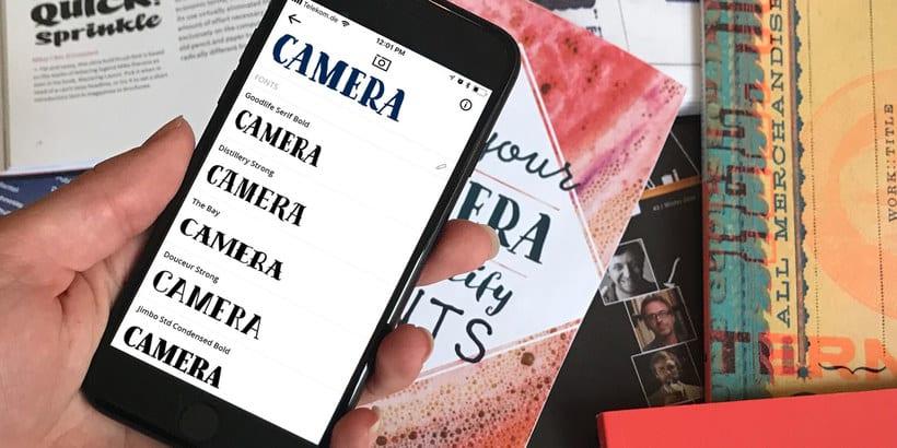 WhatTheFont: el 'Shazam' de las tipografías 7