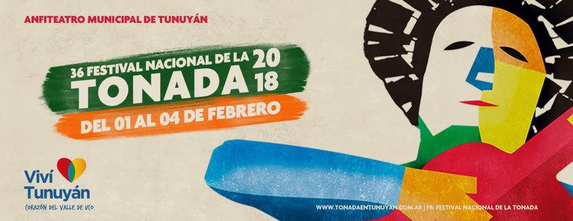 Imagen para Festival Nacional de la Tonada - Tunuyán - Mendoza -1