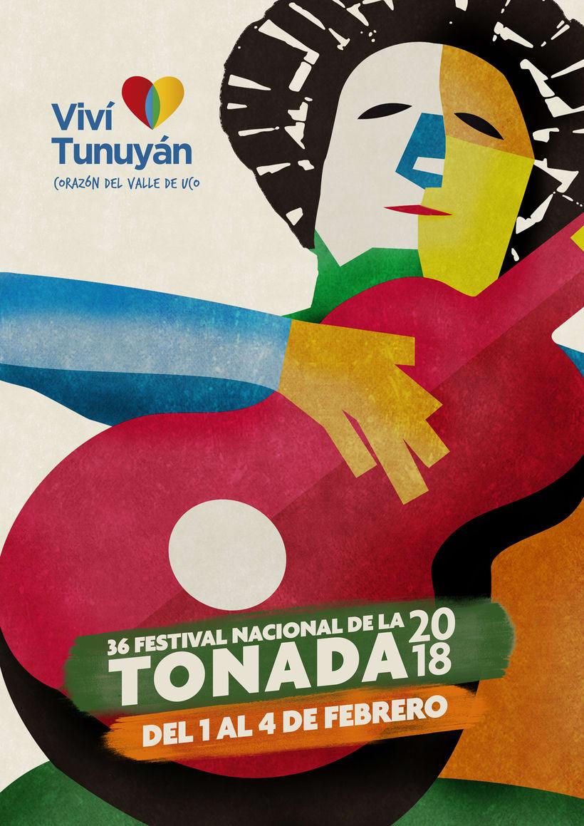 Imagen para Festival Nacional de la Tonada - Tunuyán - Mendoza 0
