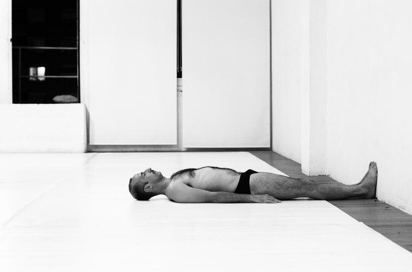 "Fotos a ""Black Noise (work in processes)"" Vicente Colomar -1"