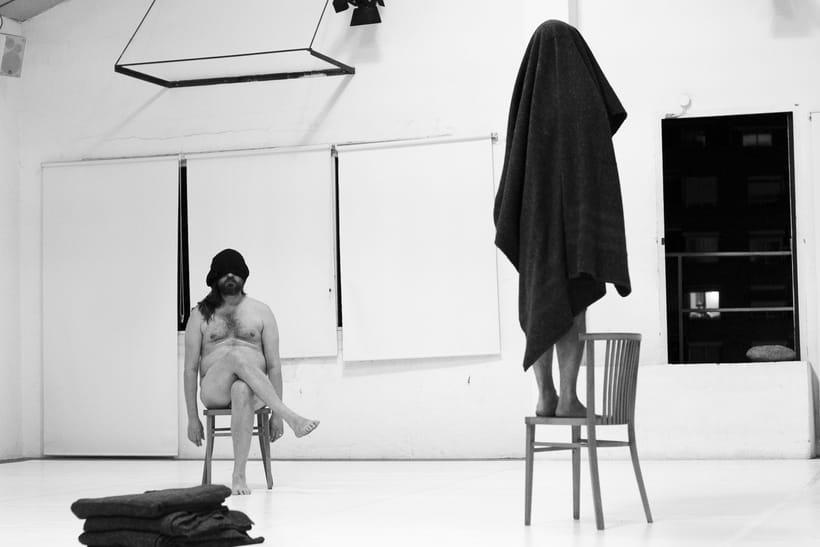 "Fotos a ""Black Noise (work in processes)"" Vicente Colomar 0"