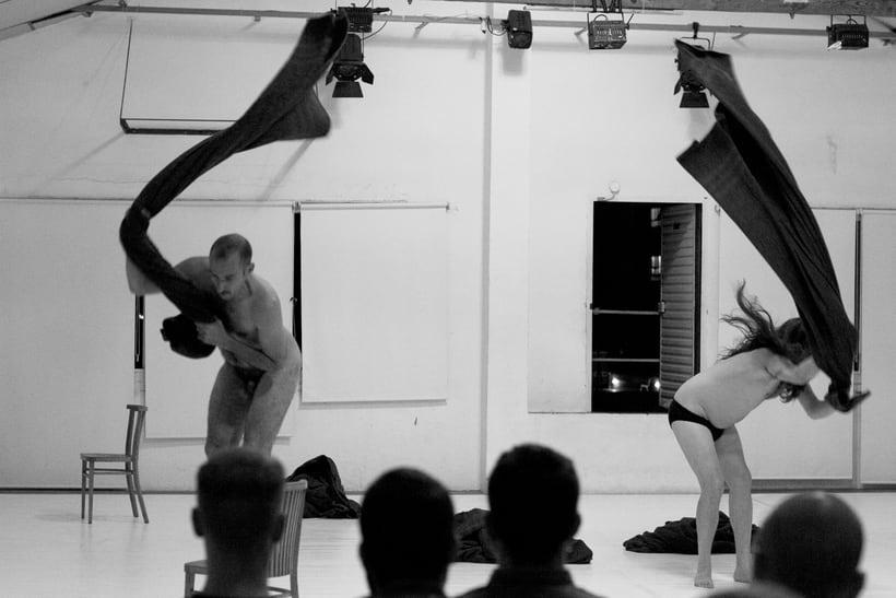 "Fotos a ""Black Noise (work in processes)"" Vicente Colomar 2"