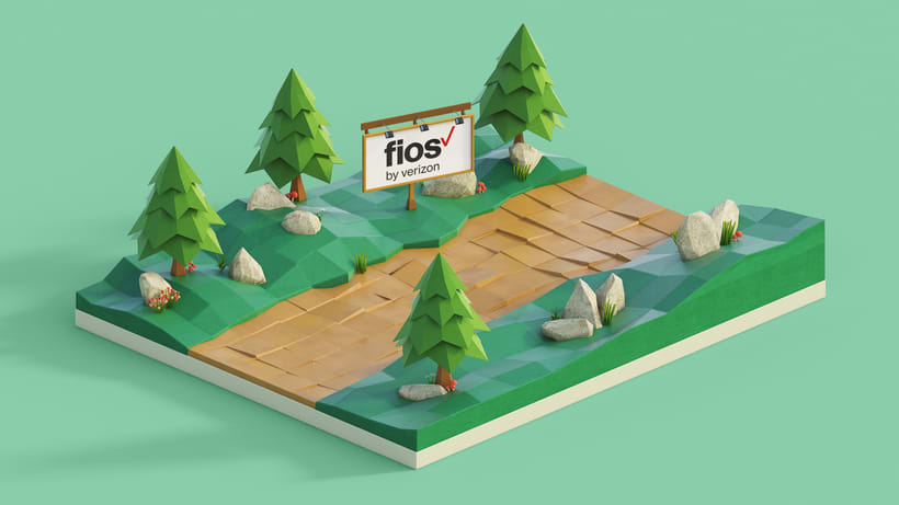 FiOS by Verizon - Learn More Campaign 6