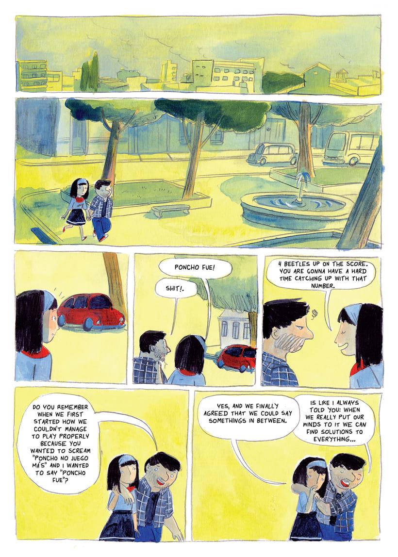 Poncho Fue- Novela Gráfica -1
