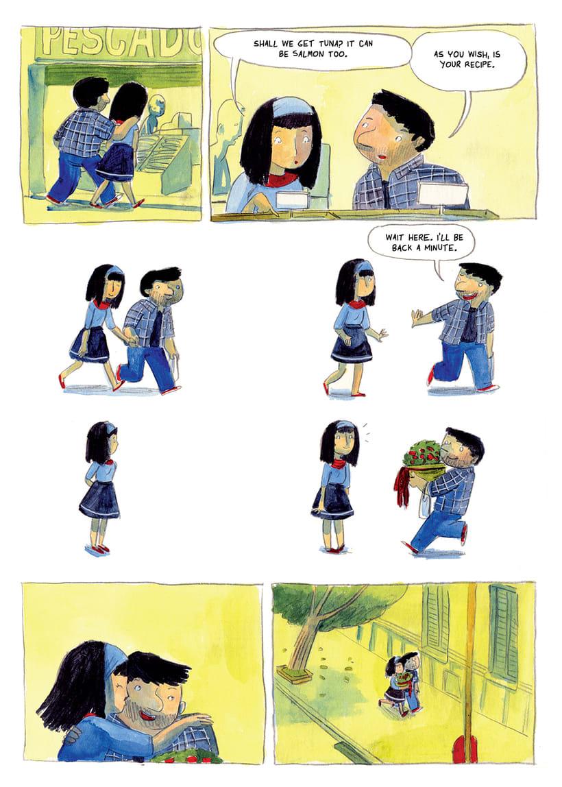 Poncho Fue- Novela Gráfica 0
