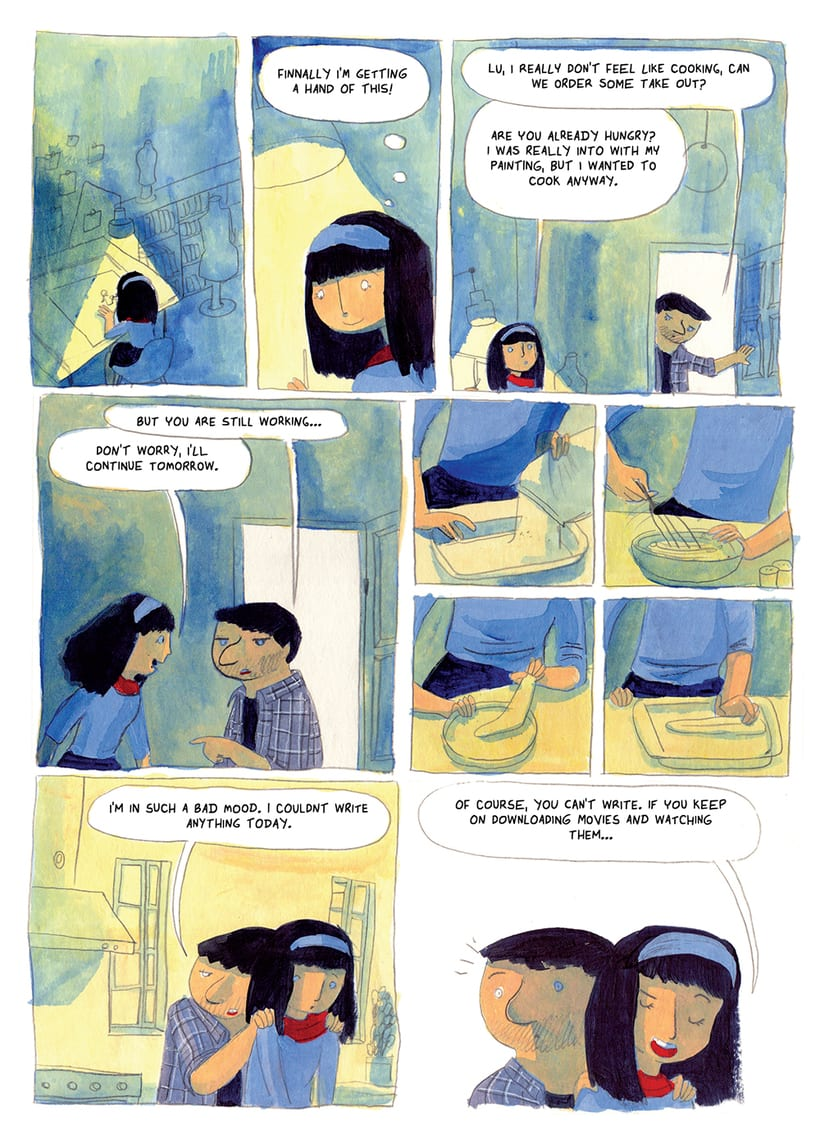 Poncho Fue- Novela Gráfica 2