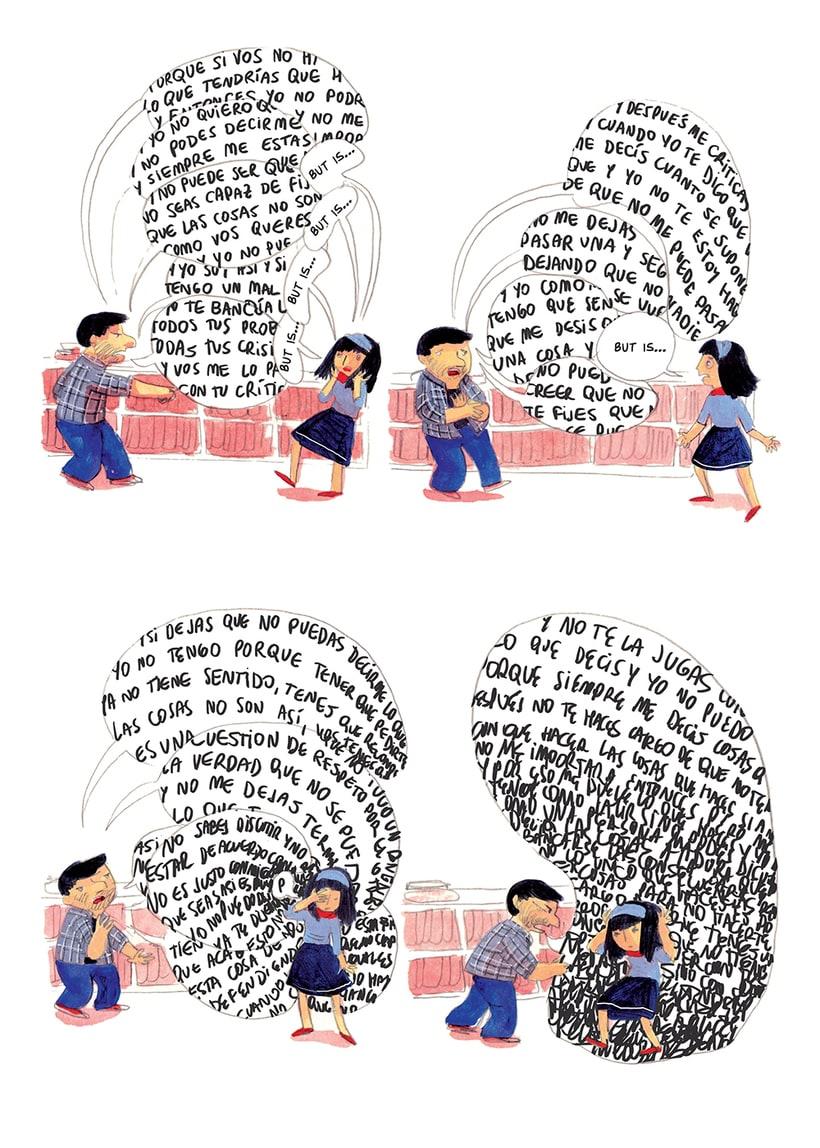 Poncho Fue- Novela Gráfica 4