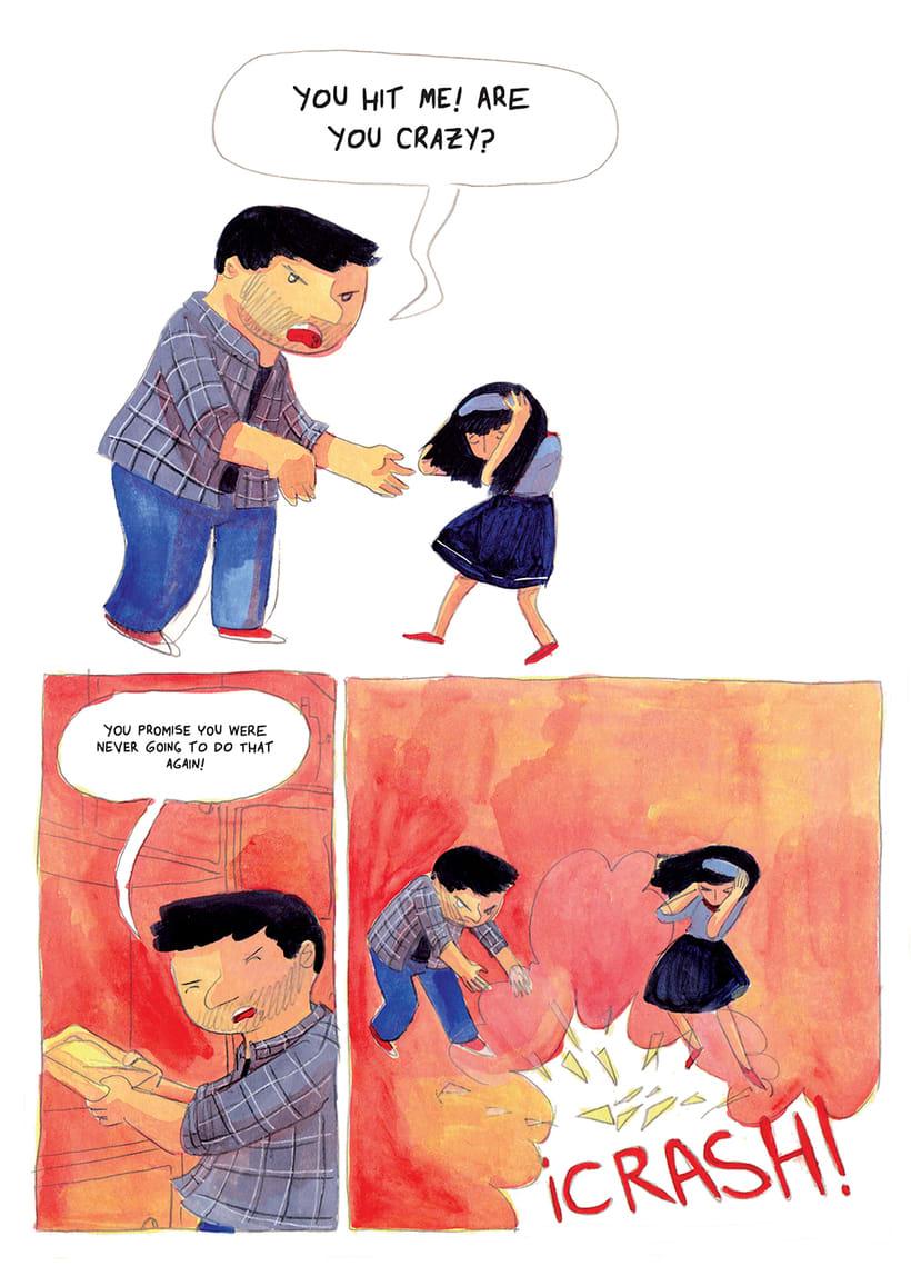 Poncho Fue- Novela Gráfica 6