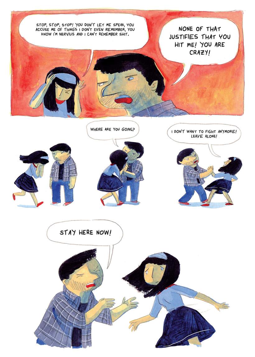 Poncho Fue- Novela Gráfica 7