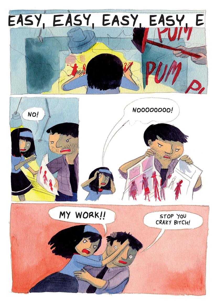 Poncho Fue- Novela Gráfica 9