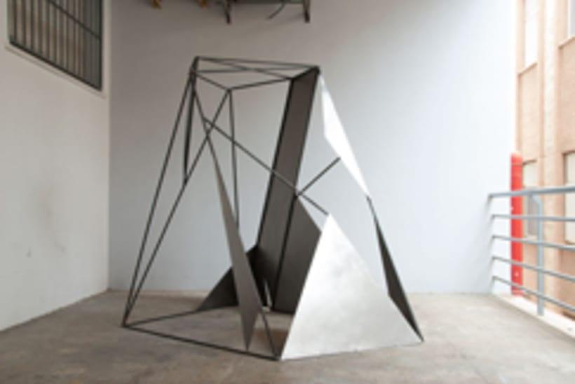 Escultura Metal 0