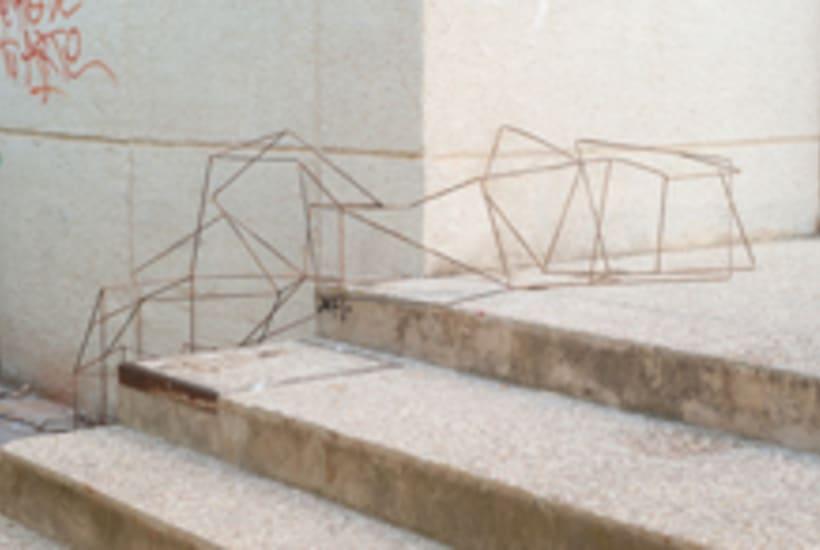 Escultura Metal 1