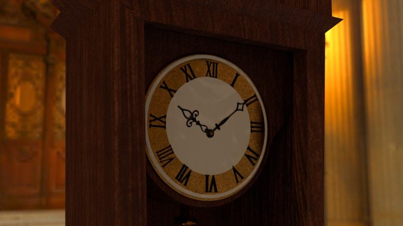 Reloj antiguo 0