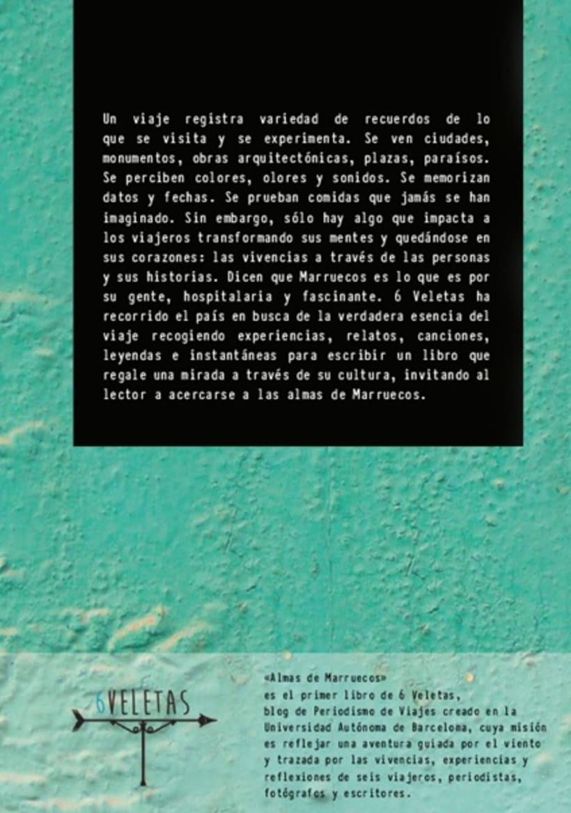 Almas de Marruecos, libro. Varios autores. 0
