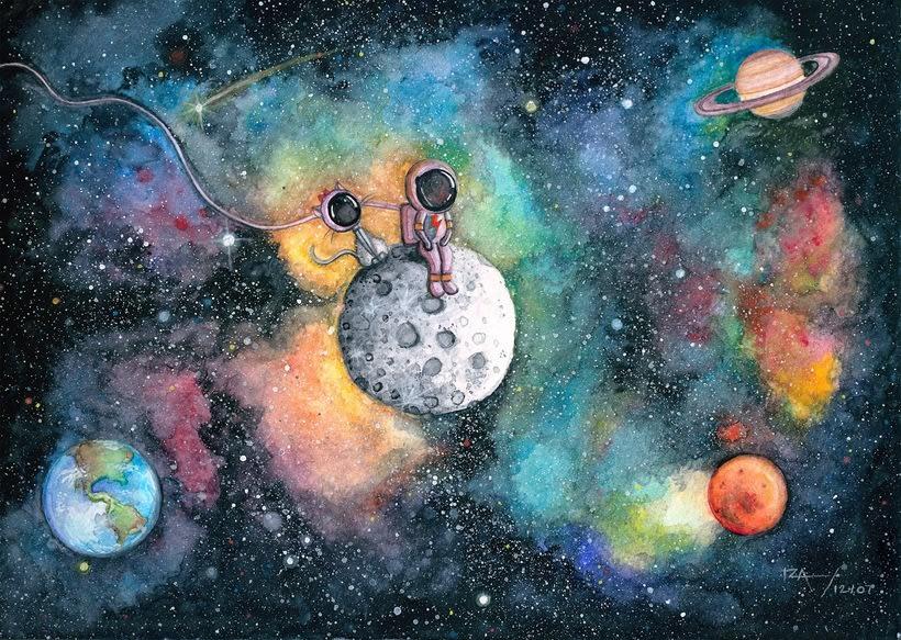 Mi Proyecto: Space Oddity 1