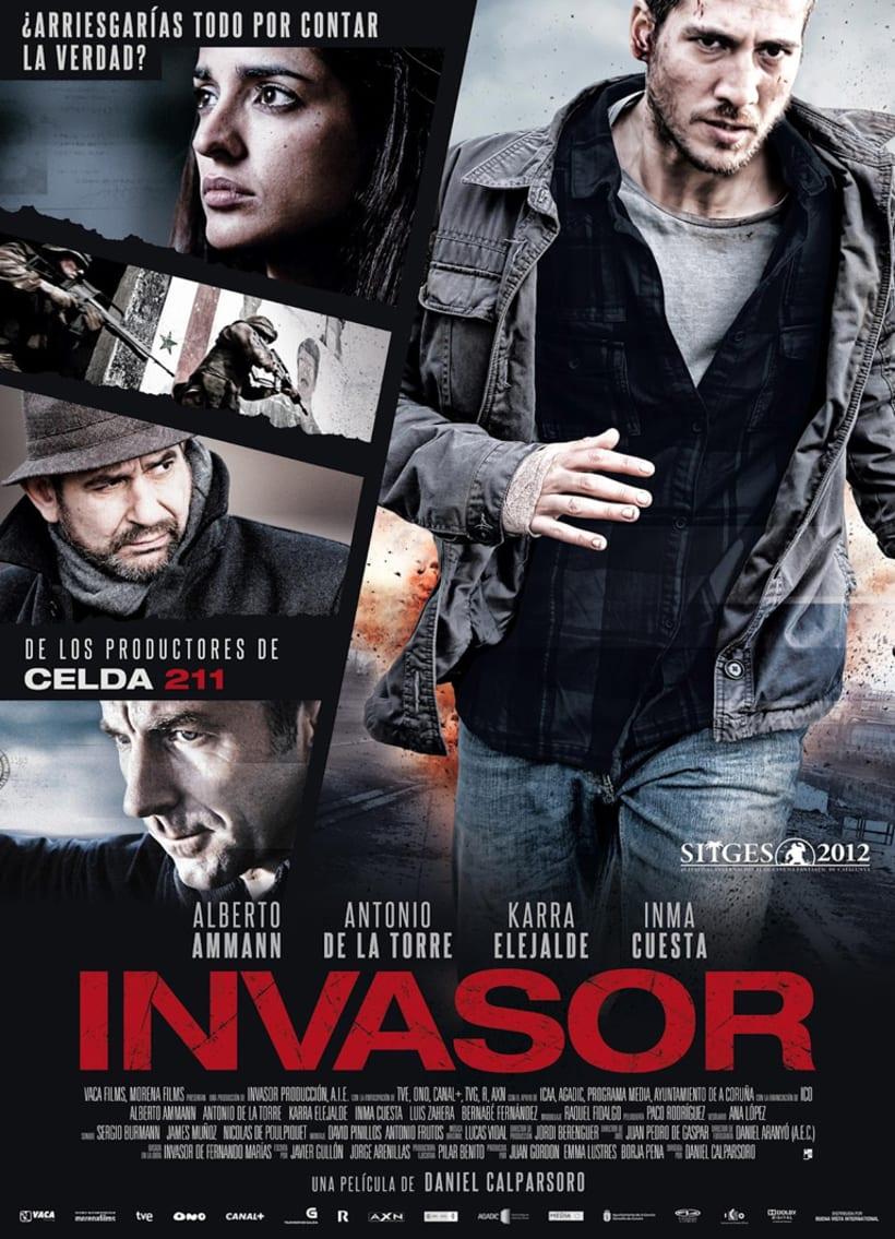 Invasor VFX 1