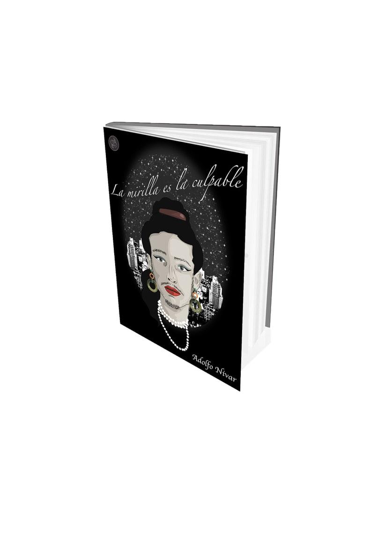"""Portada libro """"La mirilla es la culpable"""" 0"""
