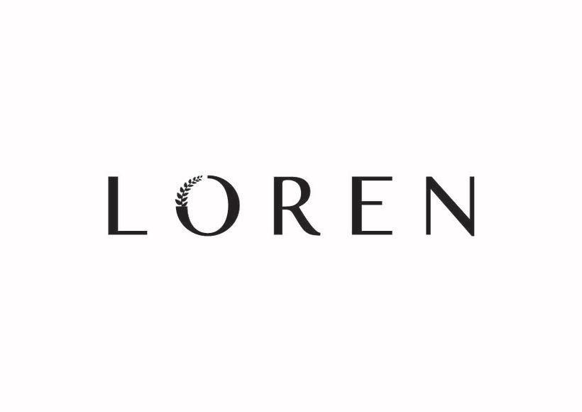 Logo e Identidad - LOREN 0
