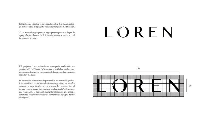 Logo e Identidad - LOREN 2