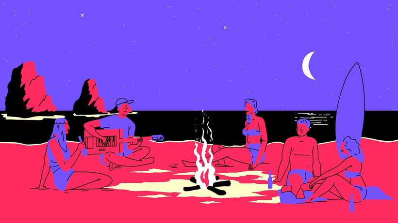 'The postcard': postales desde el futuro en stop motion 6