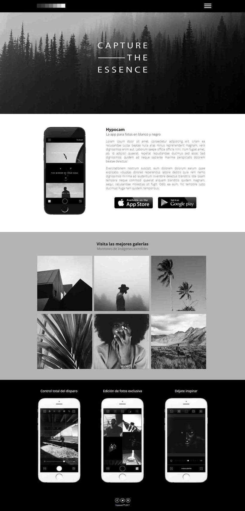 Diseño de Web Responsive - HYPOCAM 2