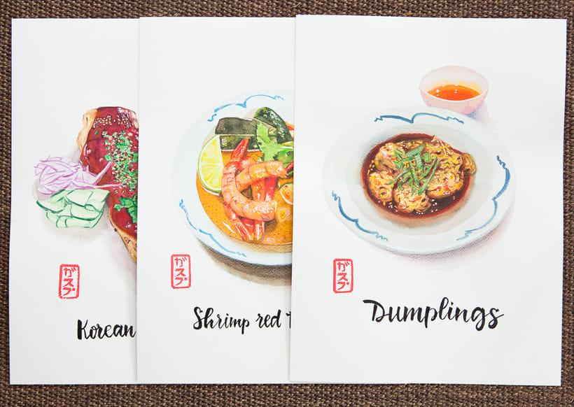 Kitchen 154 watercolors 0