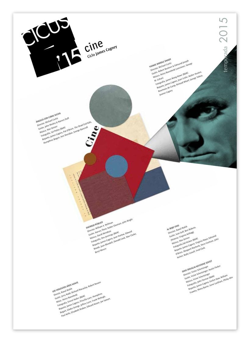 CICUS / proyecto de imagen para las actividades del el aula de extensión universitaria de la universidad de Sevilla 0