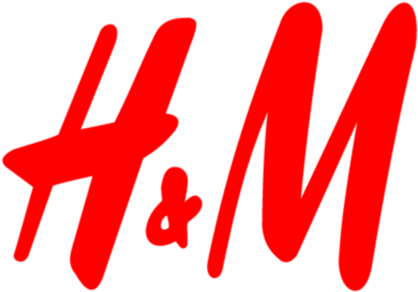 ¿Como se llama la tipografía de H&M? 1